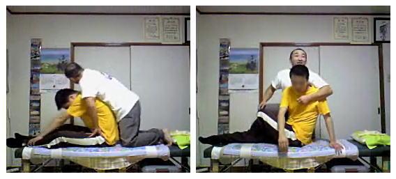 産後骨盤矯正腰痛の整体15