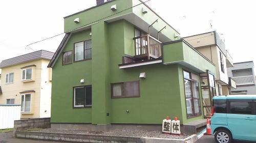札幌厚別江別にこにこ整体院の外観画像